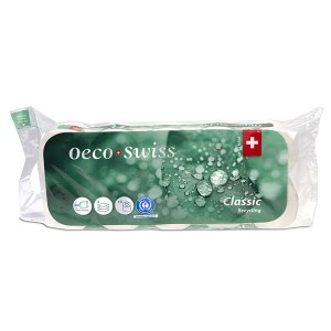 Toilettenpapier Oeco-Swiss Classic