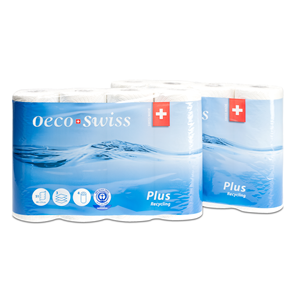 Haushaltspapier Oeco-Swiss Plus