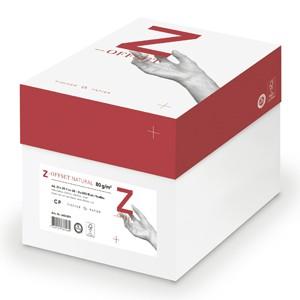 Z-Offset Natural FSC Kopierpapier naturweiss