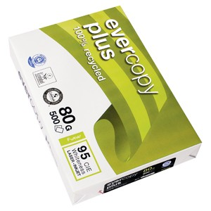 Evercopy Plus carta per fotocopiatrici Recycled