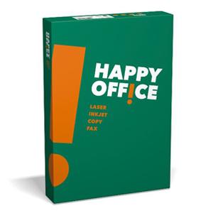 Happy Office CARTA PER FOTOCOPIATRICI A4 BIANCA