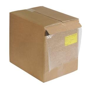 Pellicola a bolle d'aria in scatola dispenser