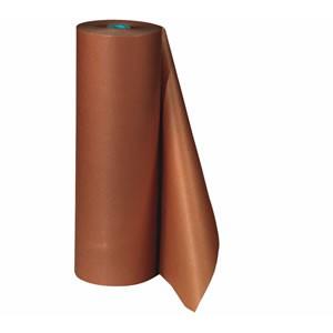 Papier brun satiné - rouleau d'appareil