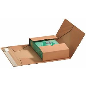 Emballage pour livres opti-box