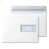 Enveloppes avec bande adhésive