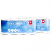 Papier de toilette Oeco-Swiss Plus